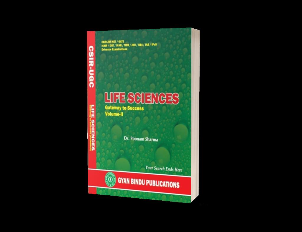 Correspondence Study Material for CSIR NET Life Sciences