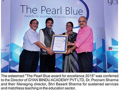 Gyan bindu academy award