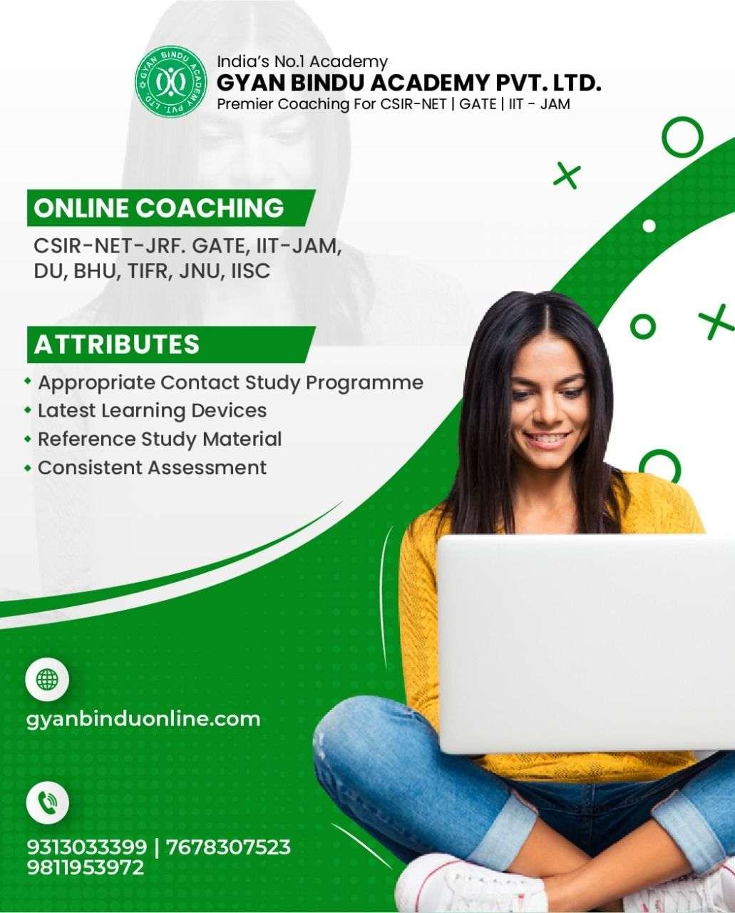 CSIR net life science online coaching